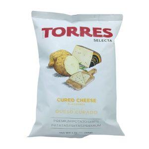 patatas fritas con queso huesca