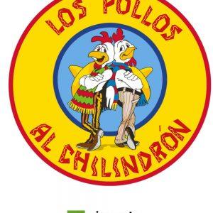 camiseta huesca los pollos al chilindron