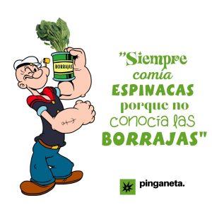 camiseta san lorenzo espinacas