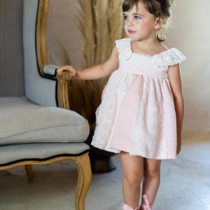 carmen taberner niña huesca verano vestido ceremonia