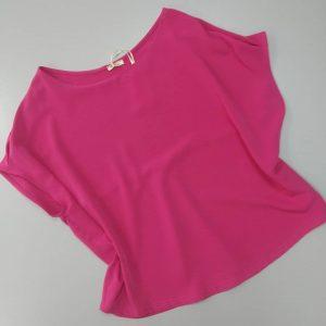 Camiseta rosa de verano huesca