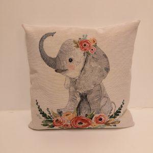 cojin elefante huesca