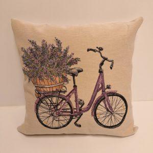 cojin bicicleta huesca