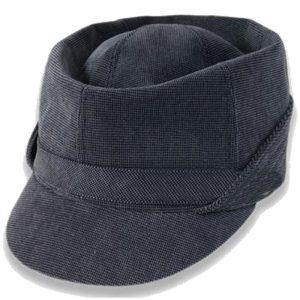 Gorra Sewn gris marengo gruesa