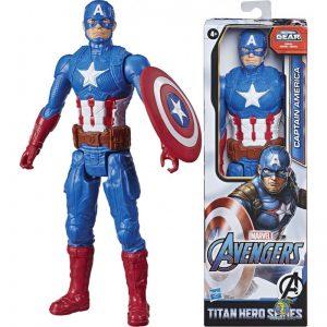 Figura Capitán América 30 cm