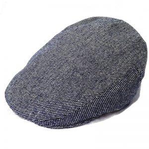 Gorra caballero azul de invierno