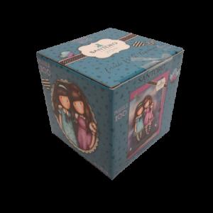 Adorable Puzle 100 piezas de la marca Educa en elegante presentación, ideal para regalo. Gurjuss Santoro