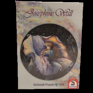 Puzle 1000 piezas Josephine Wall, Cama de flores
