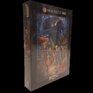 Puzle 1000 piezas Alchemy, Sciences