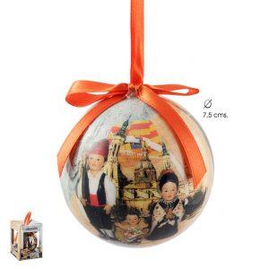 Bola de Navidad para árbol, Misterio Aragón
