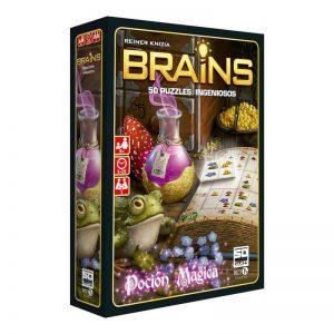 Brains: Poción mágica, regalo perfecto para un niño