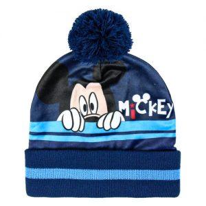 Conjunto de invierno gorro, guantes y braga de cuello Mickey Mouse Disney