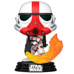Figura POP Star Wars The Mandalorian Encinerator Stormtrooper
