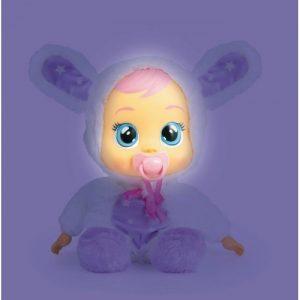 Edición especial Bebe Llorón Good Night Coney, su carita se ilumina y llora de verdad
