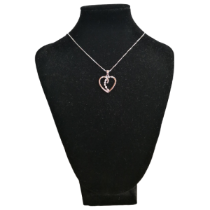 Colgantes de plata 4 You, corazones para regalar en ocasiones especiales, cumpleaños, aniversarios, Día de la madre, San Valentín...