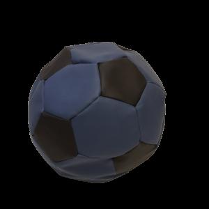 Puff pelota futbol