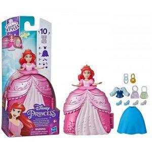 Hasbro Princesa Disney vestidos Ariel