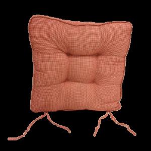 Cojin cuadrado para silla