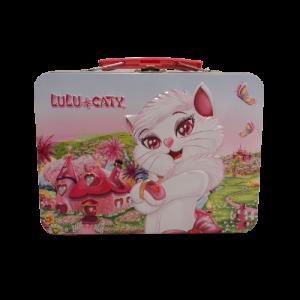 Caja de lata + fragancia Lulu Caty