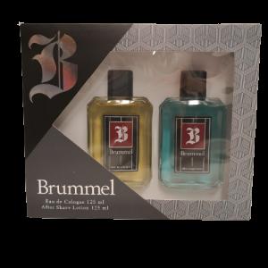 Brummel fragania + colonia para después del afeitado