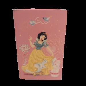 Dos portalápices princesas Disney