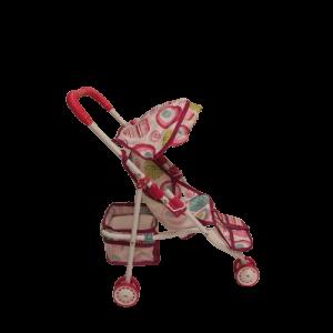 Coche muñecas