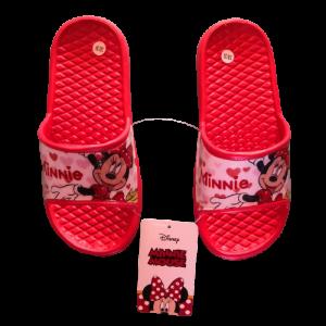 Sandalia de baño, Minnie Love roja