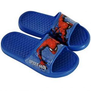 Sandalia de baño, Spiderman