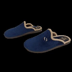 Zapatillas azules mujer