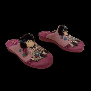 Zapatillas valverde pepona, muñeca