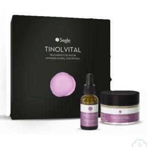 Segle Pack Especial Tinolvital Serum y Crema
